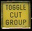 Funktionstaste Toggle Cut Group