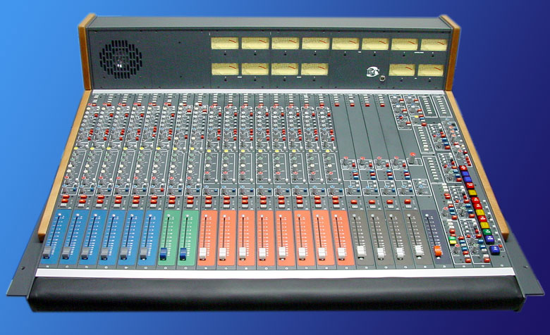 Series BC3 16 Channel Broadcast Mixer