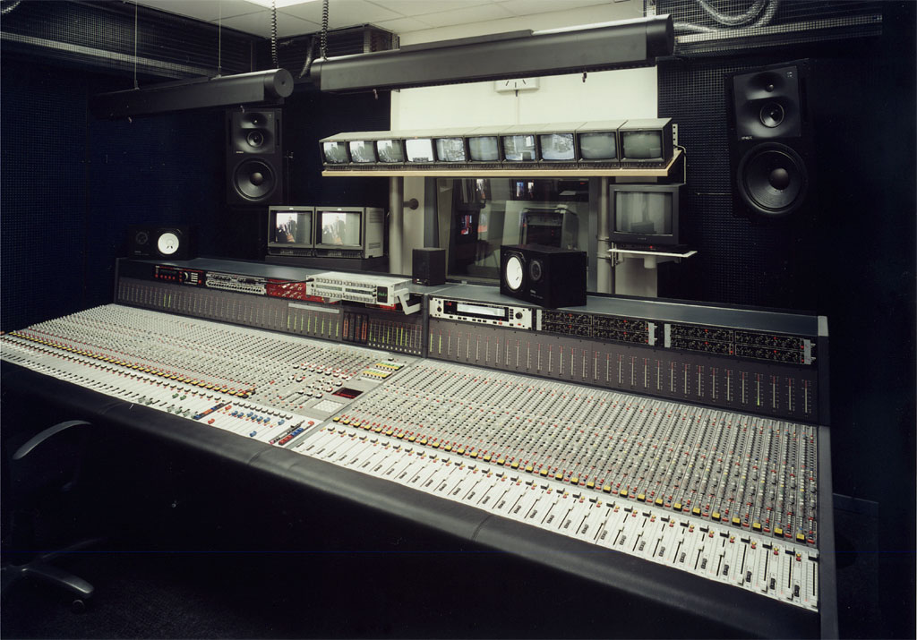 5MT Broadcast Console