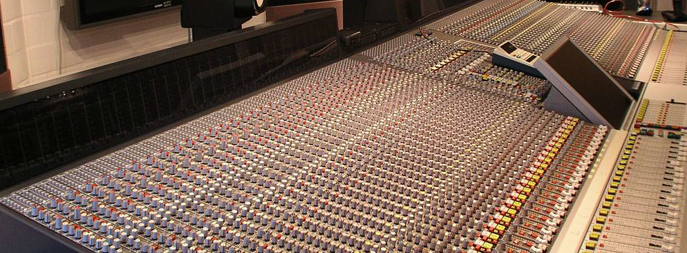 Music Production Console