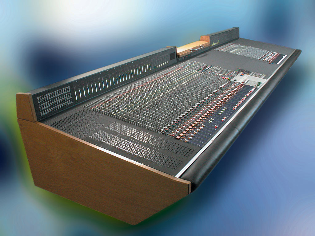 Music Produktion Console 5MT Series MR with Console Automation and Recall
