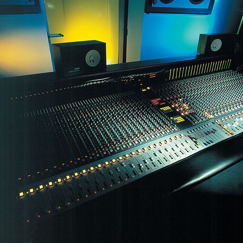 48 Channel automated analogue Console 5MT-S/AT