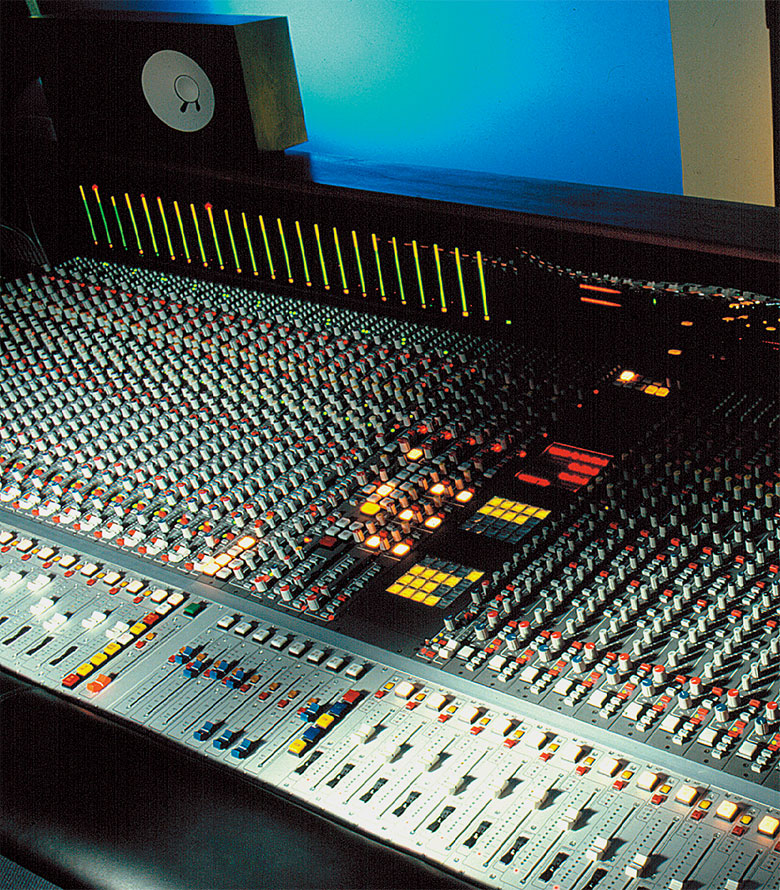 Mixing Console 5MT