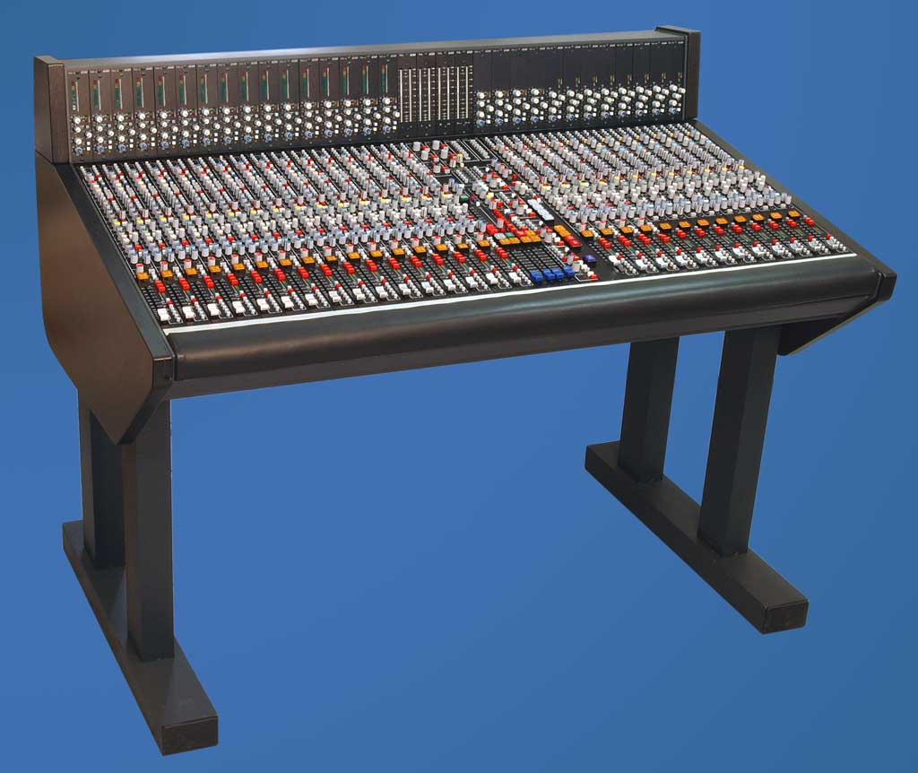 28 Channel analog Surround Console SRC51 with 24 Mono and 4 Stereo Channels