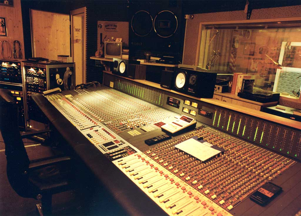 Analog Audio Console Systems