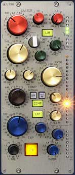 Stereo Mastering Dynamics Processor