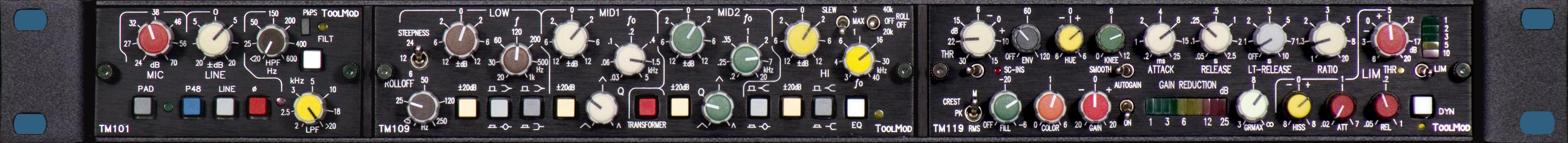 Pro Audio Module System ToolMod
