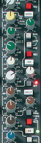 Inline Modul MO5-DR - Equalizer